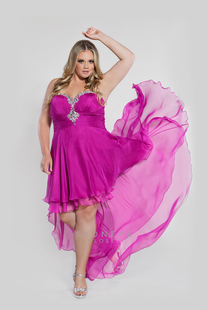 Encuentra vestidos talla grande, dignos de una reina en ...