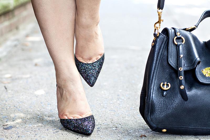 zapatos de tacón talla plus