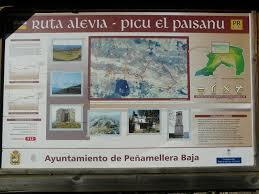 Ruta Alevia - Picu el paisanu