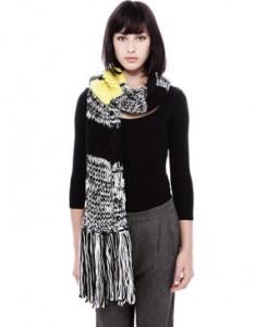 Los fulares más básicos y las bufandas más atractivas del invierno