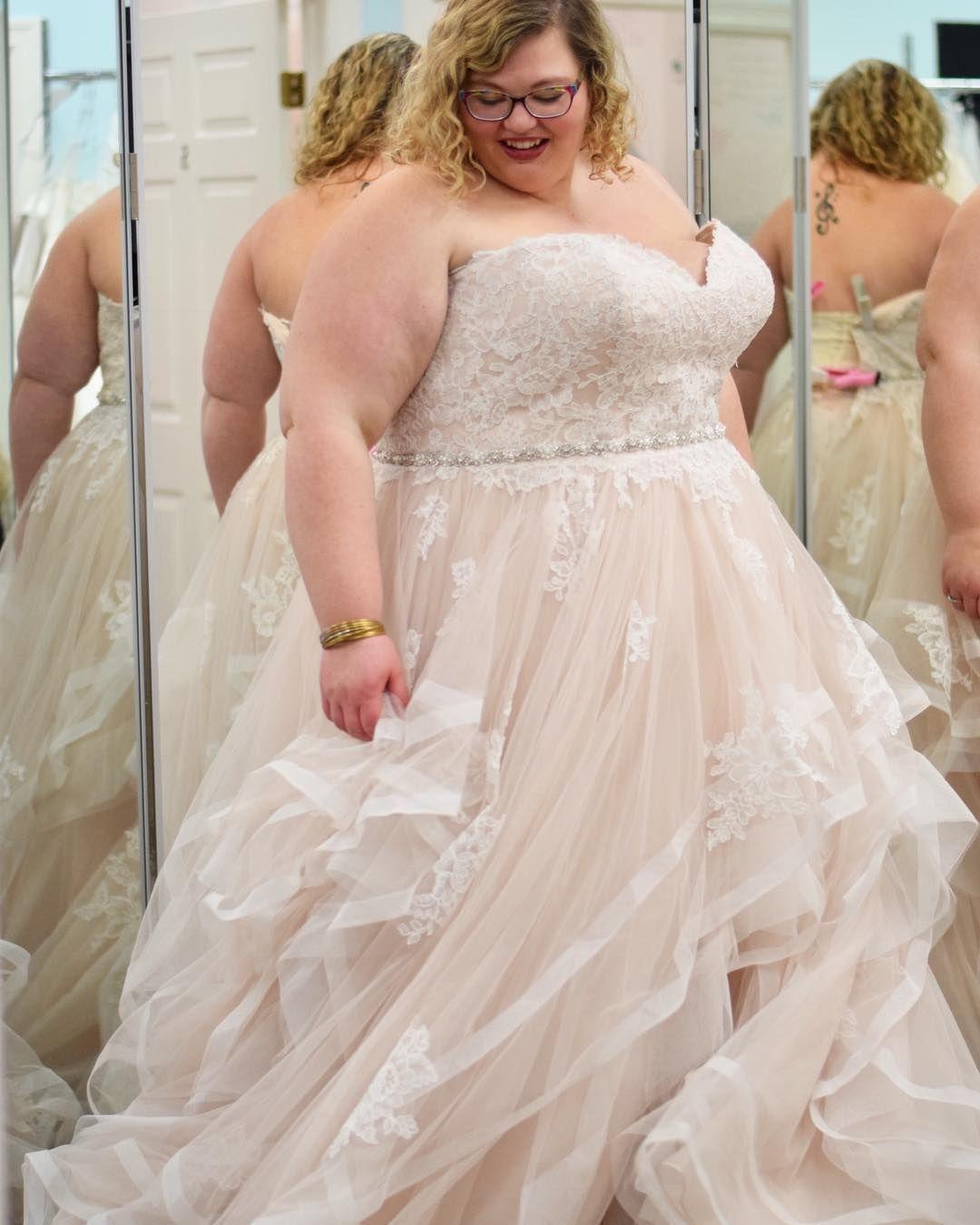tallas xxl vestidos de novia