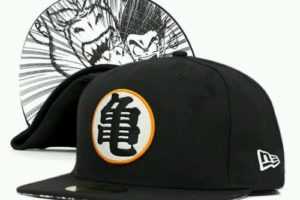 gorra de dragon ball