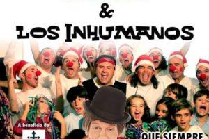 Los Inhumanos y Fofito graban juntos un villancico para luchar contra el cáncer infantil 1
