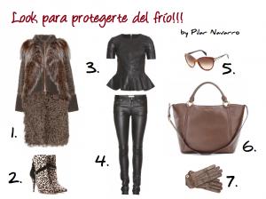 Look para protegerte del frío!!! by Pilar Navarro