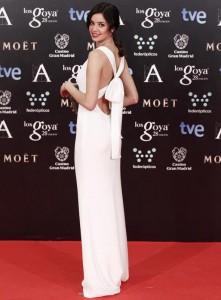 Dafne Fernández de Carolina Herrera
