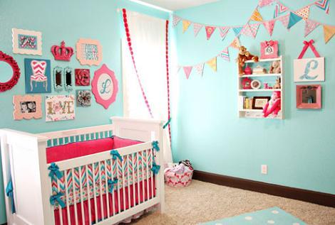 cundo decorar la habitacin de tu beb with como decorar la habitacion de tu bebe