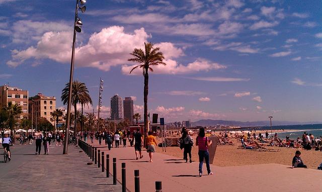 Guía de viaje en Barcelona