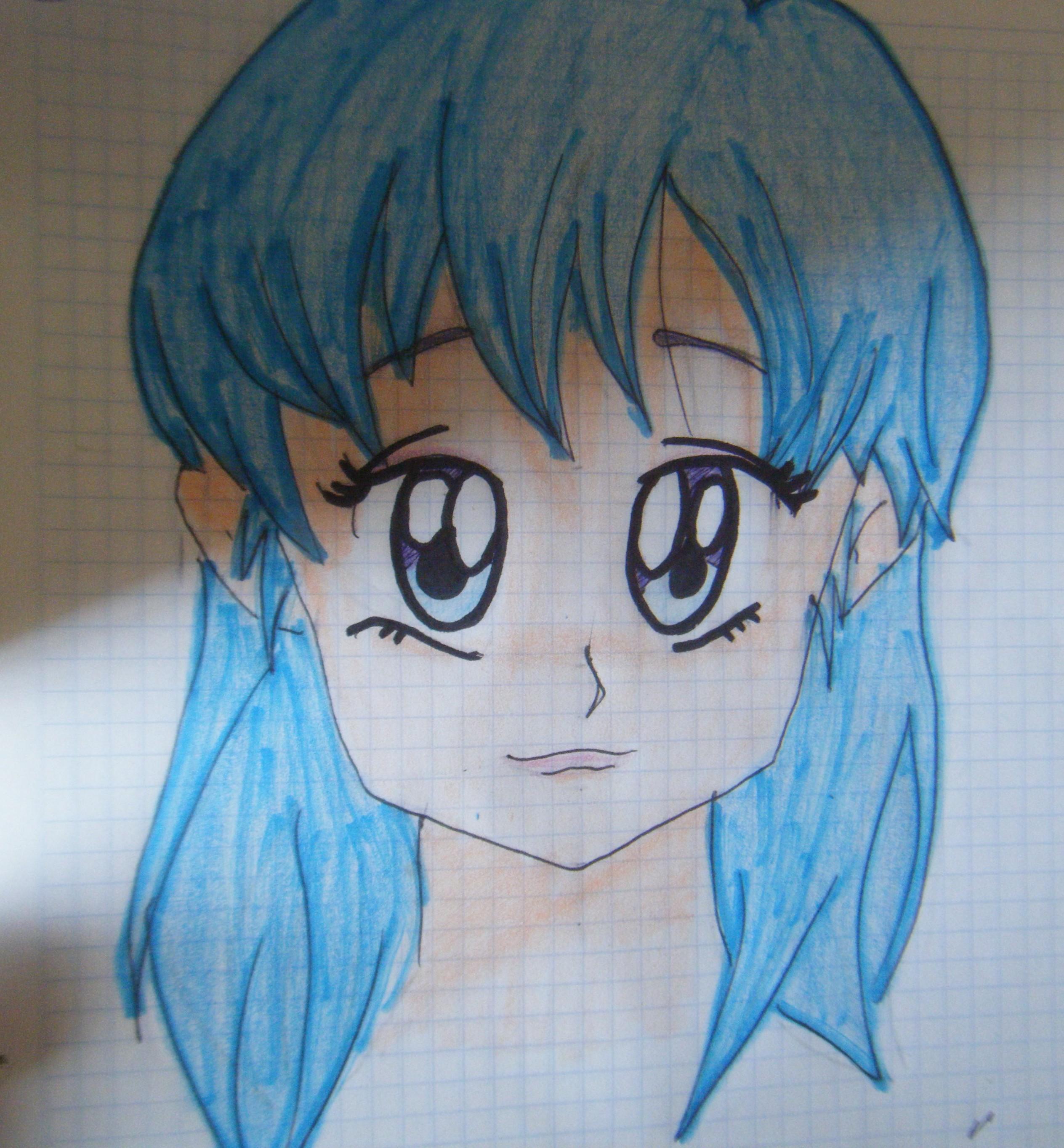 niña anime
