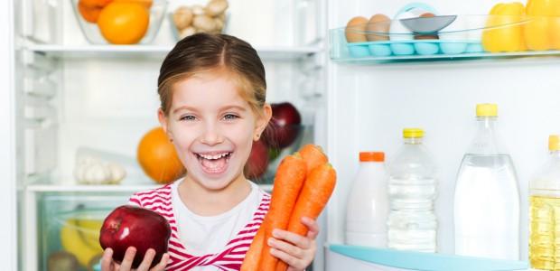 snacks para niños