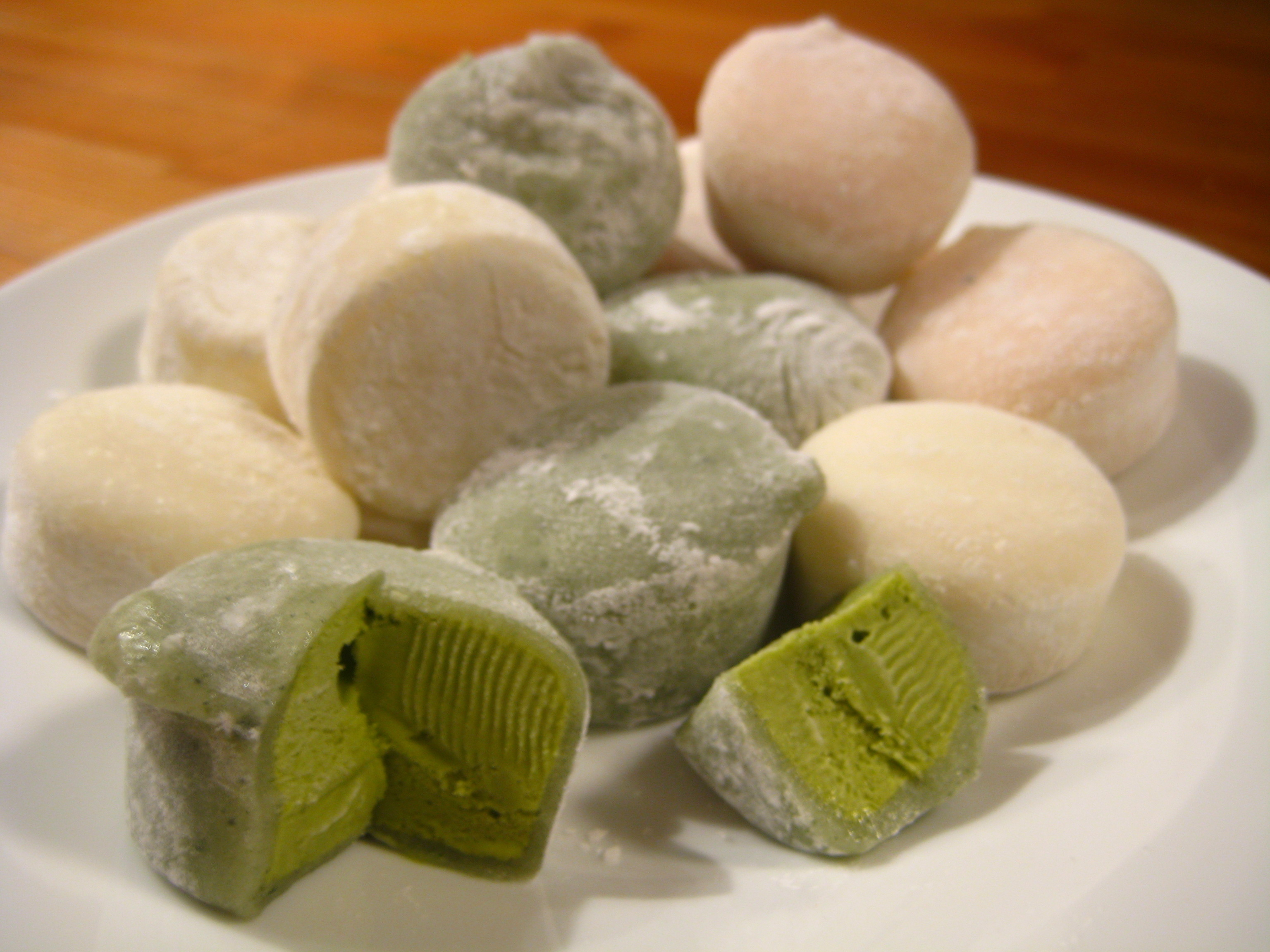 ¿Cómo hacer helado de Mochi?