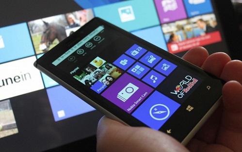 smartphone Lumia 730
