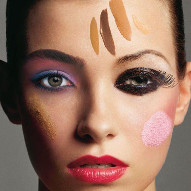 errores al maquillarnos