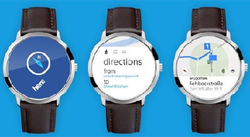 relojes Microsoft
