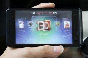 smartphones en 3D