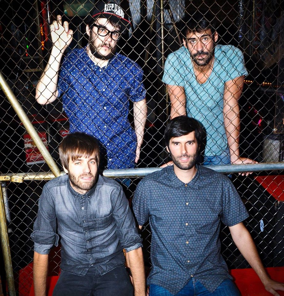 """The Noises estrenan su nuevo video """"Pacífico"""" 1"""