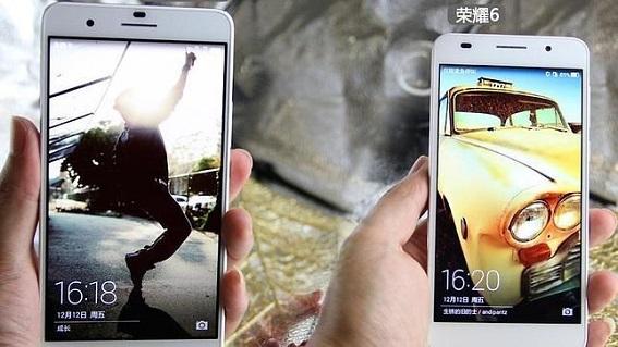 Huawei lanza su último smartphone, el Honor 6 Plus 1