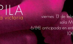"""Pupila nuevo single : """"Aristas"""" junto a Victor Cabezuelo de Rufus T Firefly 7"""