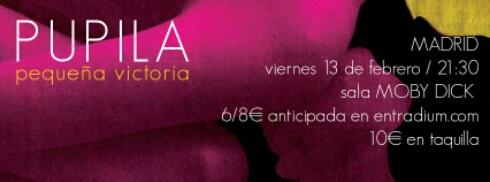 """Pupila nuevo single : """"Aristas"""" junto a Victor Cabezuelo de Rufus T Firefly 1"""