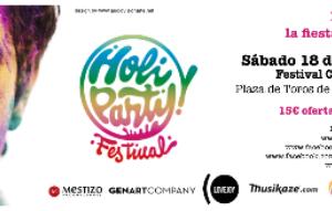 La Holi Partyteñirá de color una de las jornadas del Festival Cultura Inquieta 2015 5