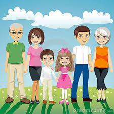 Convivir con la familia extensa