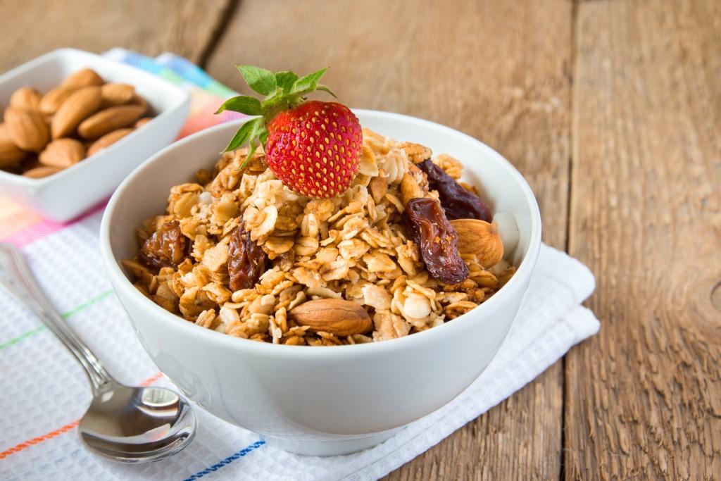 cereal high in fiber