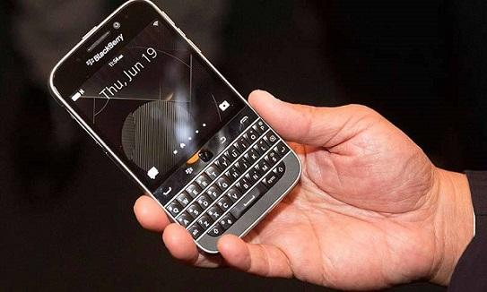 Blackberry Classic, un smartphone para los nostálgicos 1