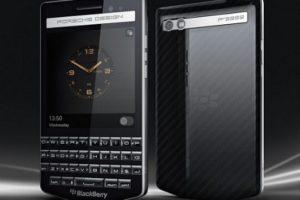Blackberry lanza oficialmente su Porsche Design P'9983 1