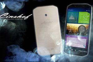 Linshof i8, el smartphone alemán a bajo precio 2