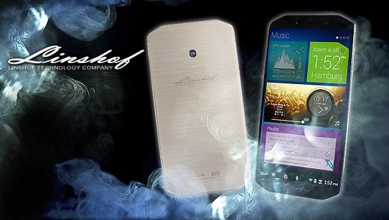 Linshof i8, el smartphone alemán a bajo precio 1
