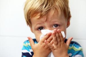 enfermedad infantil