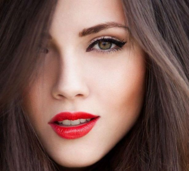 maquillaje romántico