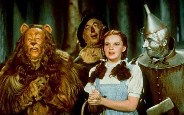 El mago de Oz películas para niños