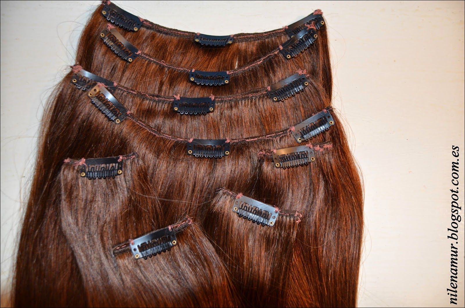 extensiones para cabello