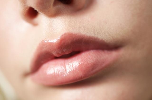 labios gruesos