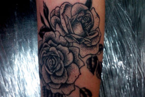 Tatuajes de rosas ideas