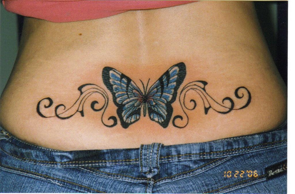 Tatuajes De Mariposas Iorigen