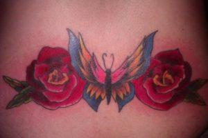 Tatuajes de mariposas soluciones