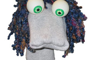 calcetines de marioneta
