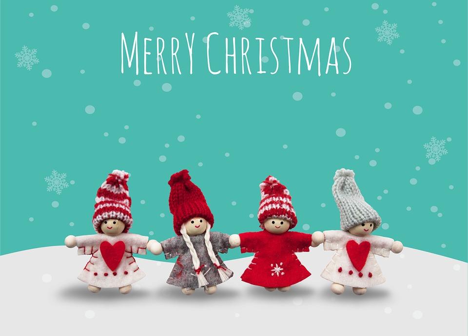 Felicitaciones de Navidad originales iOrigen