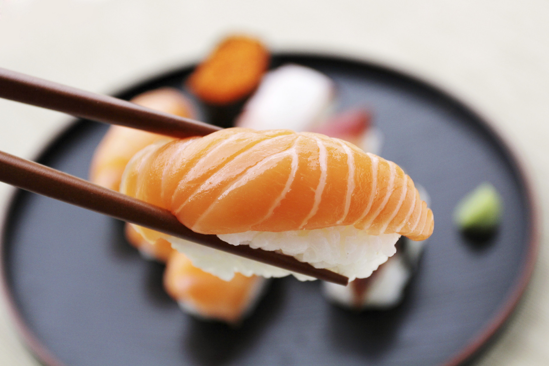 ¿Por qué comer sushi es saludable?