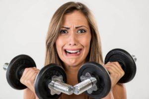 mitos sobre hacer ejercicio