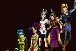 chicas dragon ball