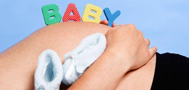 la llegada del bebe