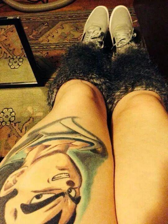 tatuaje dbz