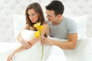 intimar en pareja