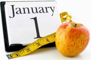 bajar de peso año nuevo