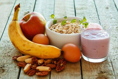importancia de desayunar