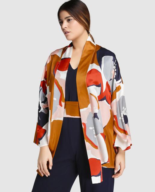 Nueva colección Síntesis XXL - camisola talla grandePrimavera 2017