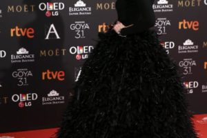Paz Vega - Estilismos Goya 2017: Los mejores vestidos femeninos