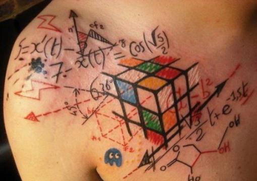 tatuaje numeros